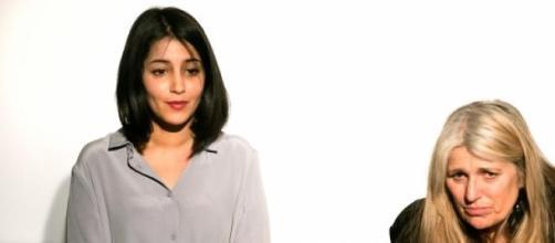 Leila Bekhti et Brigitte Sy - j