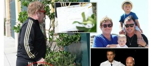 MailOnline publicou as polémicas fotografias