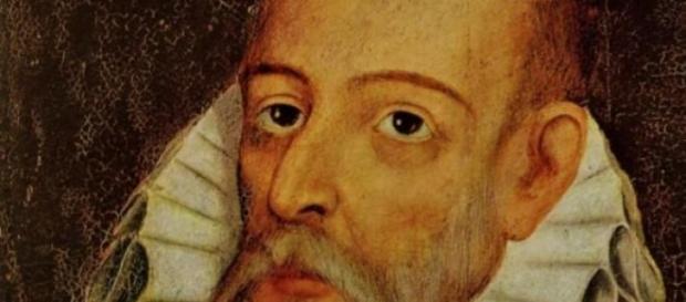 Cervantes faleceu em 1916