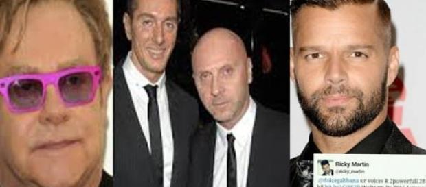 Dolce y Gabbana critican  adopción de padres gays.