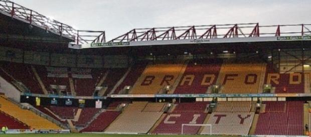 End of the road for Bradford in the FA Cup