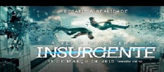 Filme Insurgente estreia dia 19 de março de 2015..