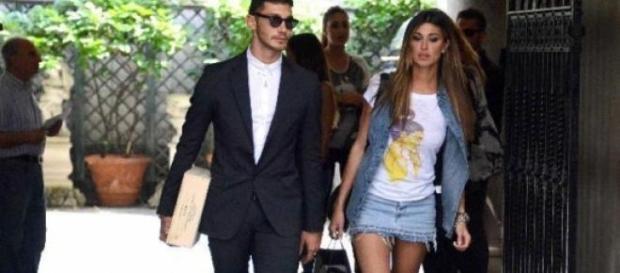 Gossip news Belen e Stefano