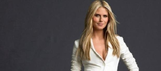 Heidi Klum stiehlt GNTM-Kandidatinnen die Show.