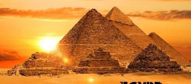 Minunatul Egipt, tara piramidelor