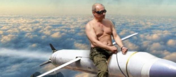 Putin novello dr. Stranamore