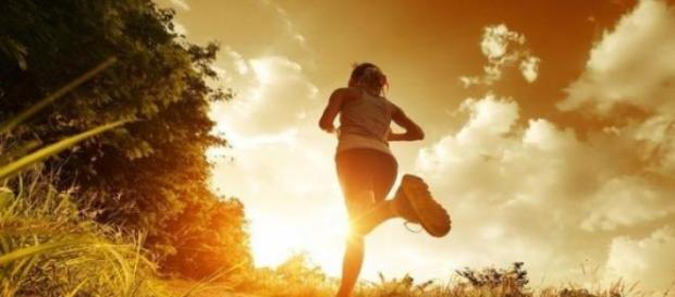The benefits of medium-intensity exercise