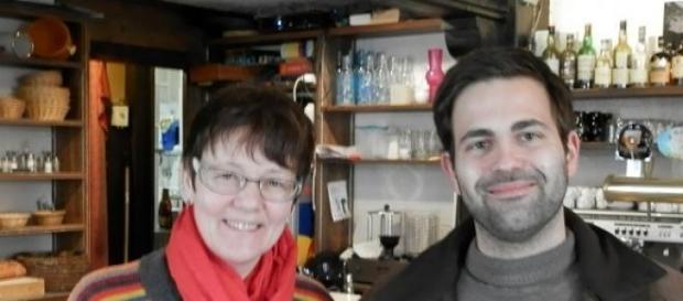 Yasmina Chadli et Julien Ratcliffe