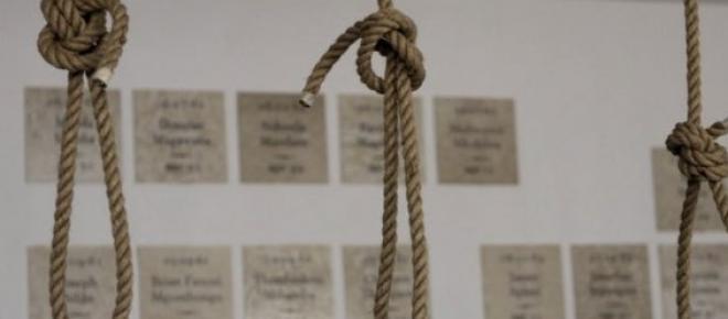 No Paquistão, parece regressar a pena de morte.