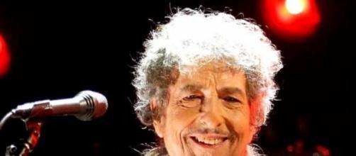 Bob Dylan durante un concerto