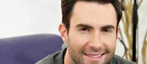 El cantante de Maroon 5, Adam Levine