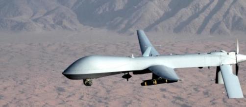 MQ-1 Predator americano foi abatido na Síria.