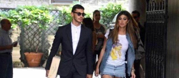 Belen e Stefano gossip news
