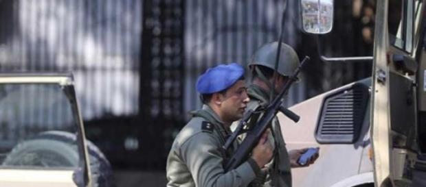 Las fuerzas de seguridad tunecinas