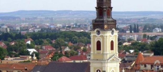 O biserica din Oradea unica in intreaga Europa