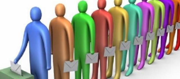 Ultimi sondaggi Politici elettorali lega, M5S, PD