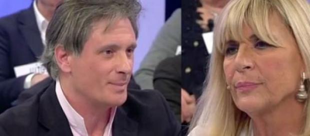 Uomini e donne over: Giorgio recita con Gemma?