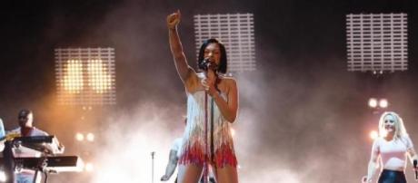 Jessie J is performing again in RiR Las Vegas.