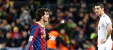 Ronaldo e Messi defrontam-se mais uma vez