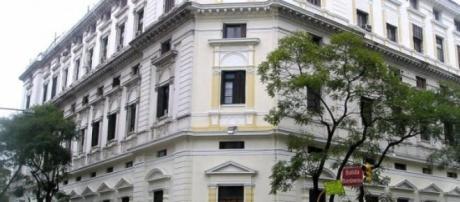 Sede central de la Policía Federal