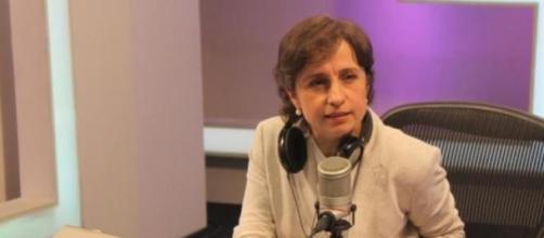 'Chente' Fox apoya despido de Carmen Aristegui