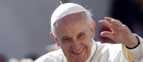 Papa Francesco in visita a Napoli