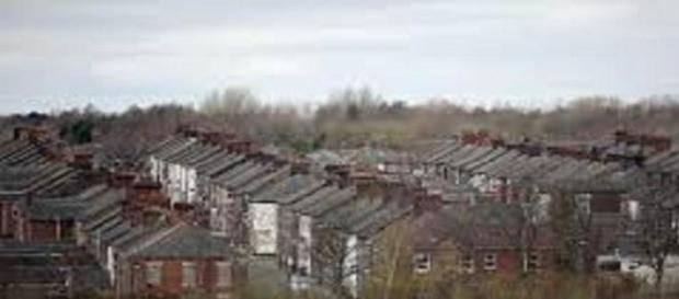 Cidade inglesa de Stoke-on-Trent