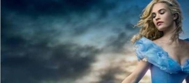 'Cinderela' em breve nos cinemas do Brasil.