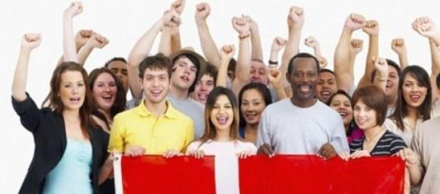 danezii sunt un model de fericire