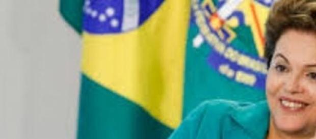 Dilma com popularidade em baixa