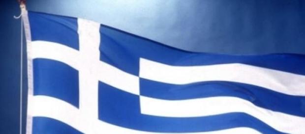 Emblema Grecie, steagul national