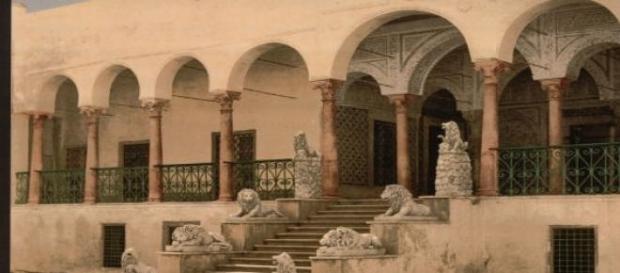 Il Museo del Bardo, Tunisia