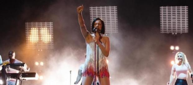 Jessie J is performing again in RiR Las Vegas.