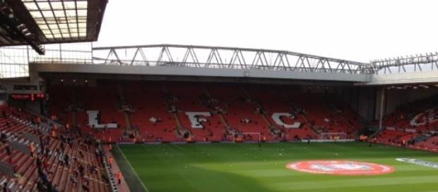 Liverpool e Manchester United jogam em Anfield
