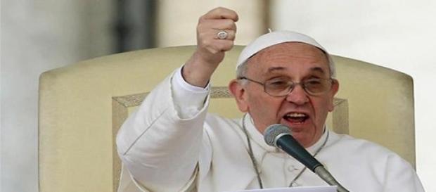 Papa Francisco habituado a frases impactantes