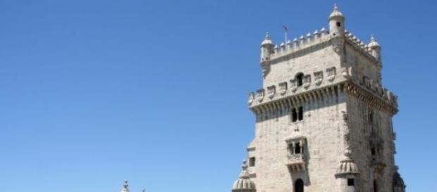 Torre de Belém simbolizando Lisboa