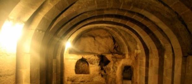 tunelurile secrete de sub bucuresti