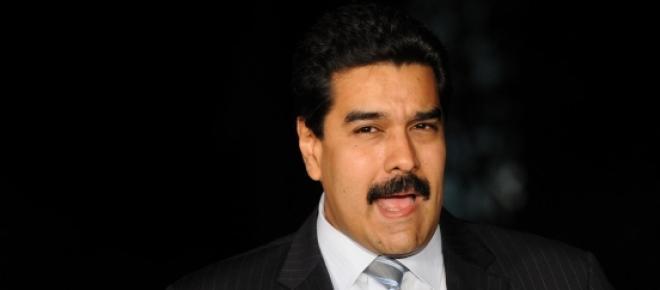 Maduro es el presidente de Venezuela