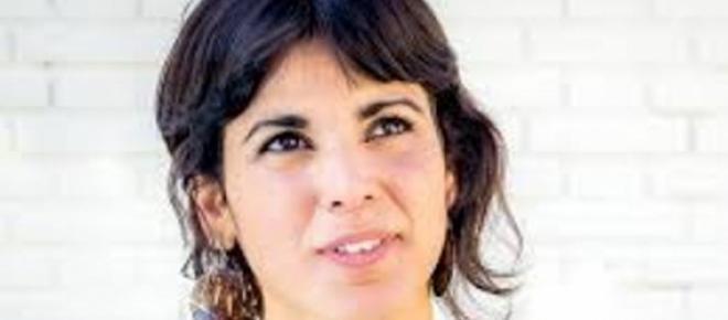 Teresa Rodriguez de Podemos