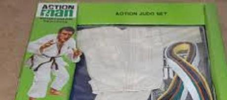 Action Man judo set to create interest at sale