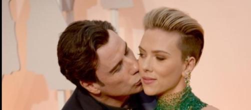 El beso más polémico de los Oscar