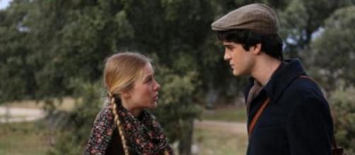 Il Segreto: Rita e Isidro, un amore impossibile