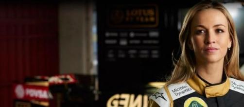 Jordá é a 8.ª mulher-piloto na história da F1