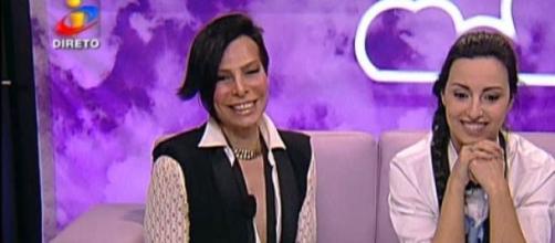 José Castelo Branco e Veríssima no confessionário