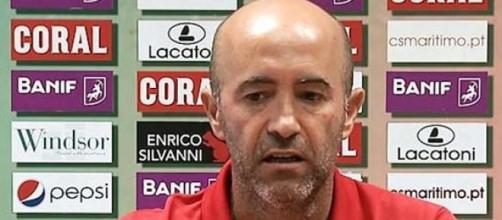 Leonel Pontes é o 5º tecnico despedido esta época