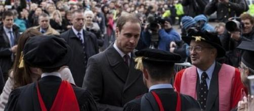 Prince William met Chinese President Xi Yinping