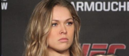 Rousey, undefeated in 11 professional fights