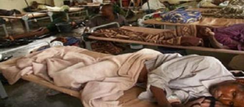 Surto de cólera já fez 41 mortos