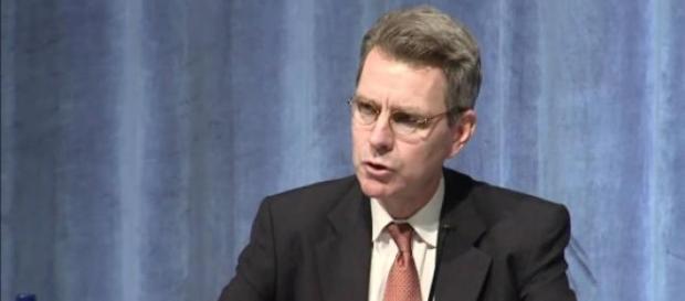 Ambasadorul SUA in Ucraina, Geoffrey Pyatt