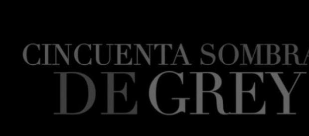 Cartel de la película 'Cincuenta sombras de Grey'